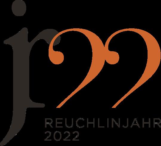 Reuchlinjahr 2022 Logo